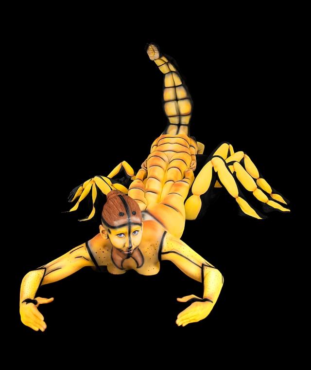 Scorpio-Web