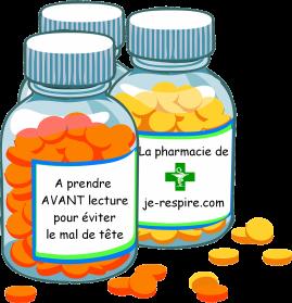 medicaments AVANT lecture