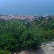 Chemin des cretes-AJACCIO-86