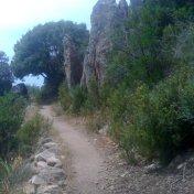 Chemin des cretes-AJACCIO-98