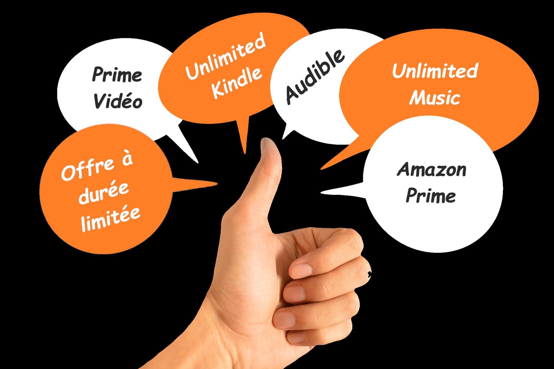 Toutes les offres Amazon
