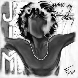 Tableau de Pierre Farel intitulé JM