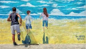 Oeuvre d'Adrien Martinetti - Nos enfants